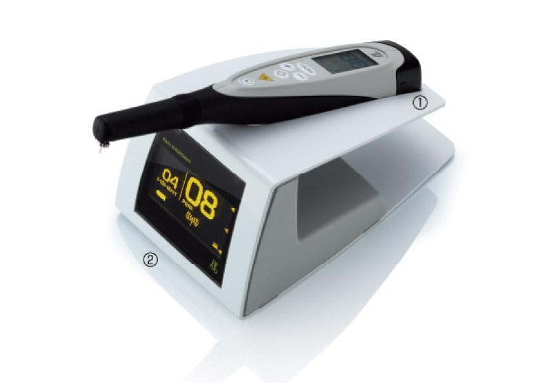 虫歯感知レーザー機器